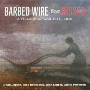 Barbed Wire for Kisses CD cover