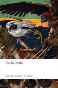 Cover of Keith Bosley's Kalevala