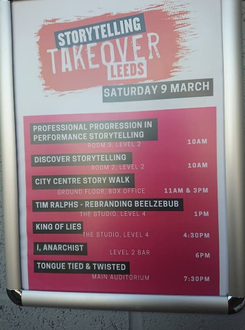 Takeover day listings