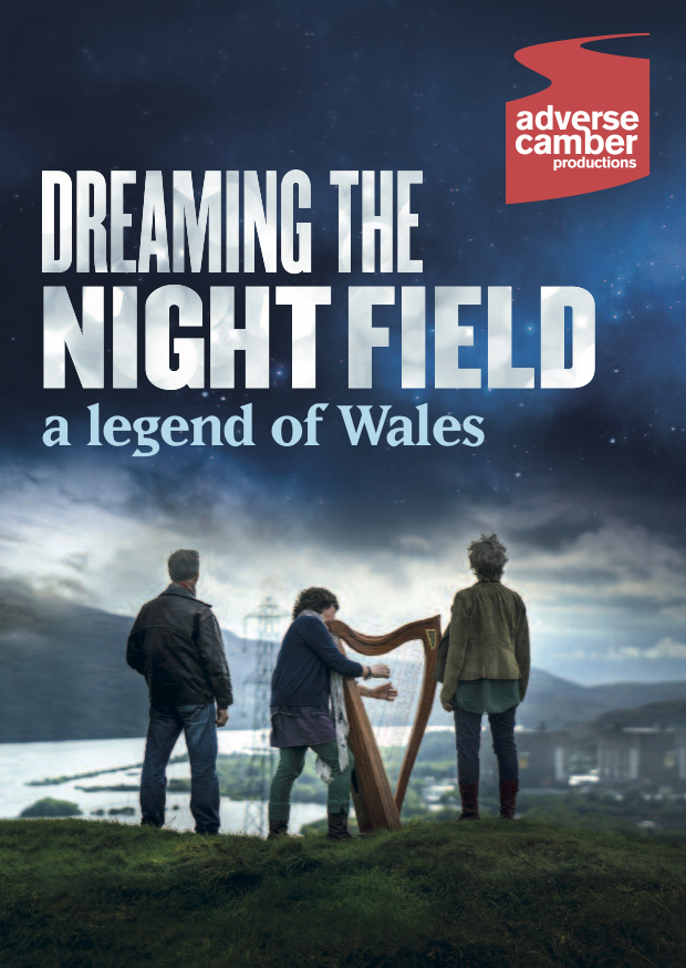 Dreaming the Night Field English programme cover