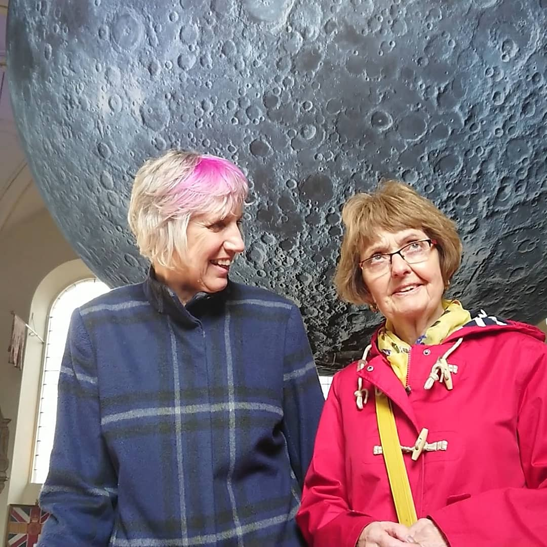 Two friends share their Moon Landing memories
