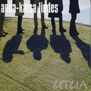 AKL Utua CD Cover