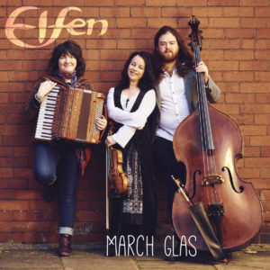 Elfen March Glas CD Cover